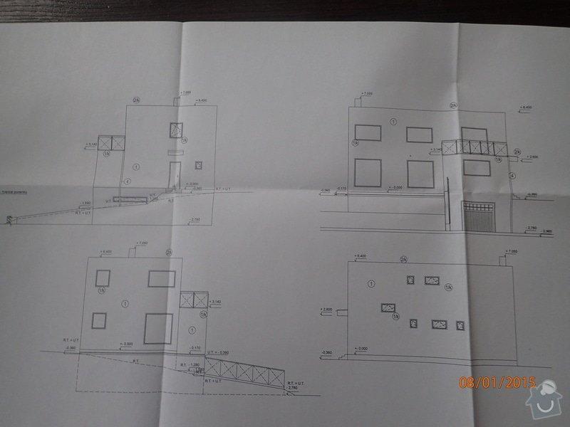 Hrubá stavba: pohledy