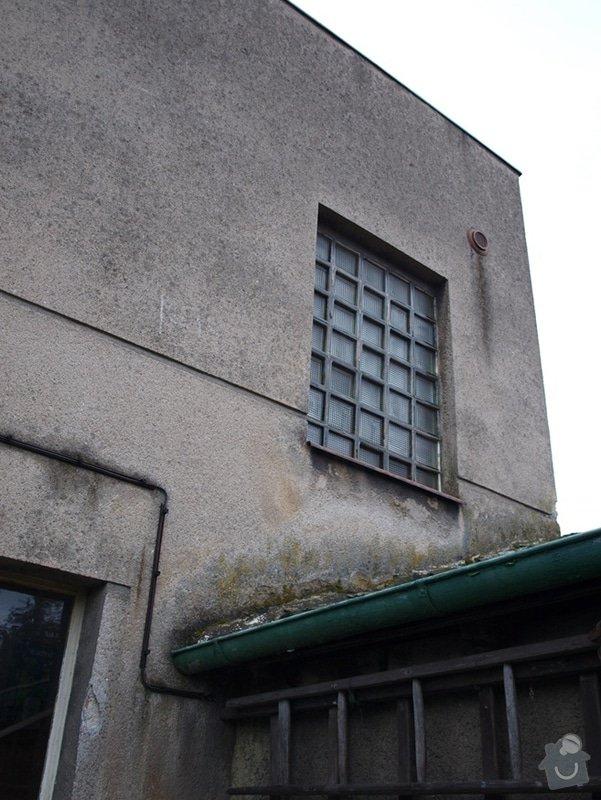 Výměna oken v RD v rekonstrukci: 06a