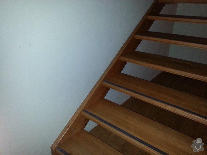 Odhlučnění stěny v bytě : schodiste2