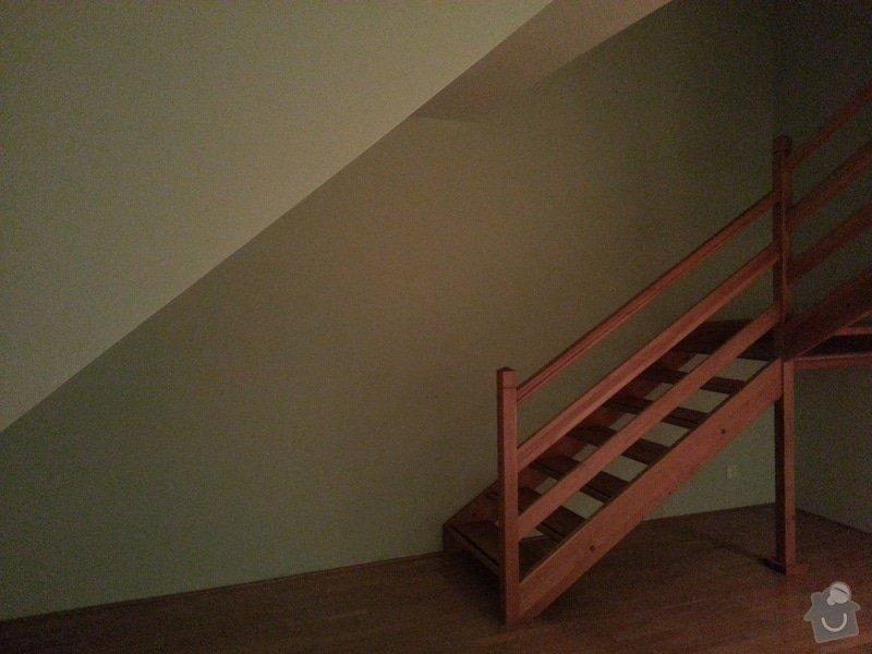 Odhlučnění stěny v bytě : schodiste1
