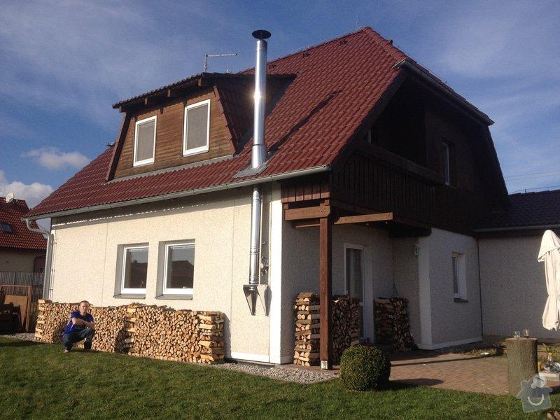 Zabudování krbových kamen do Canaby - betonovy dům: IMG_1619