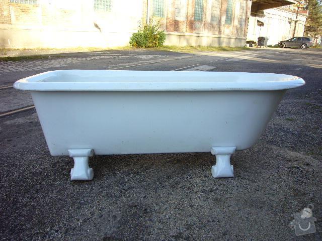 Renovace smaltovane vany: vana2
