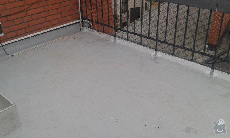 Izolace terasy, cca 40 m2: 20141220_144323