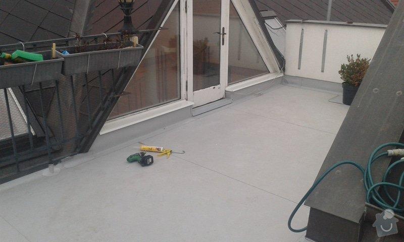 Izolace terasy, cca 40 m2: 20141220_150110