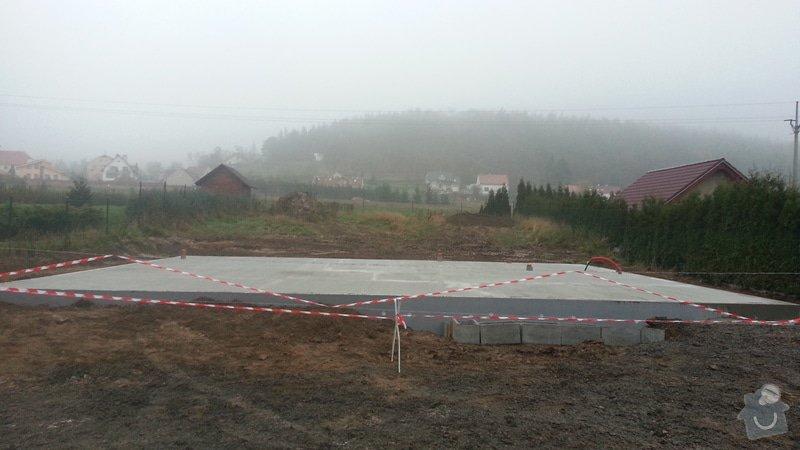 Postaveni hrube stavby ci pripadne k dokonceni: 20141128_081236
