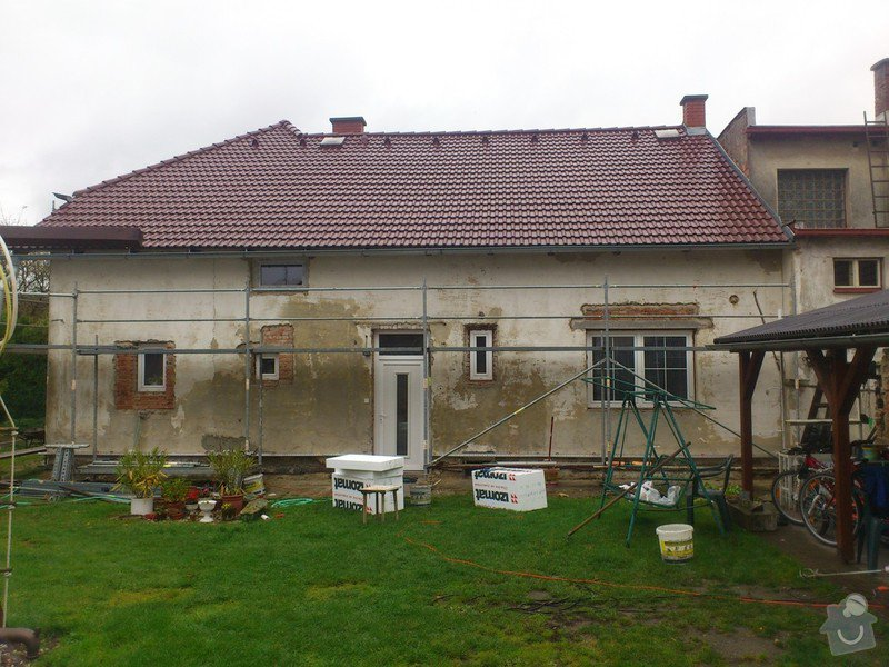 Zateplení rodinného domu: DSC_0136