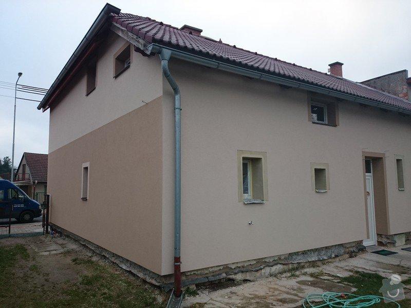 Zateplení rodinného domu: 2