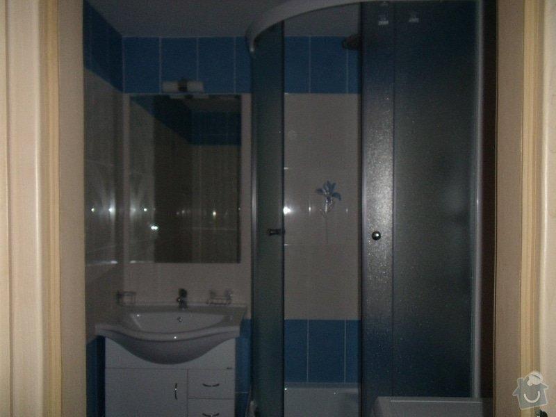Rekonstrukce koupelny: DSCF7681