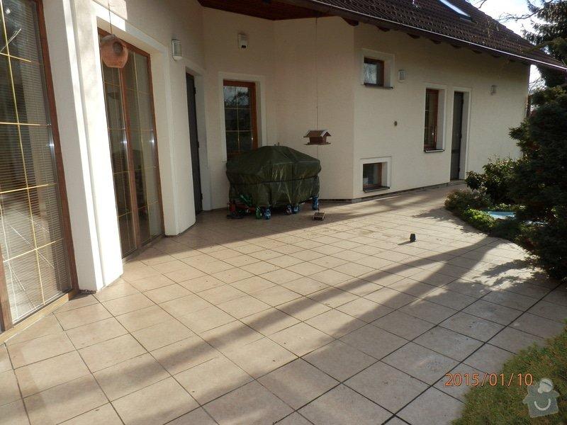 Stavbu pergoly na stavajici terase u domu: 170_004