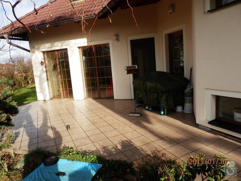 Stavbu pergoly na stavajici terase u domu: 170_005