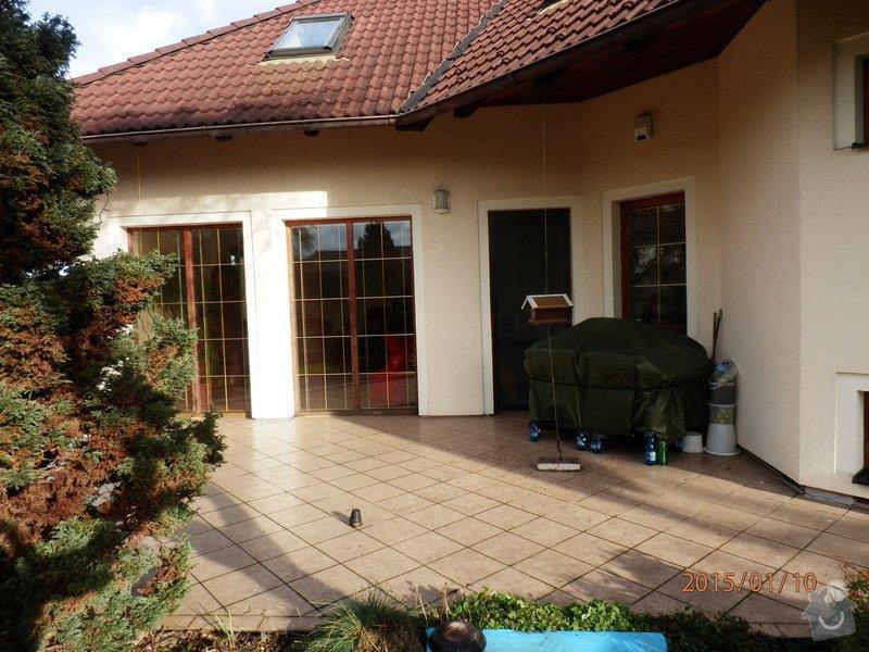 Stavbu pergoly na stavajici terase u domu: 170_007