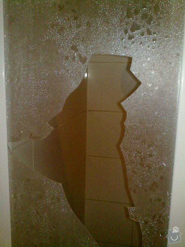 Oprava bočního skla: 11012015684