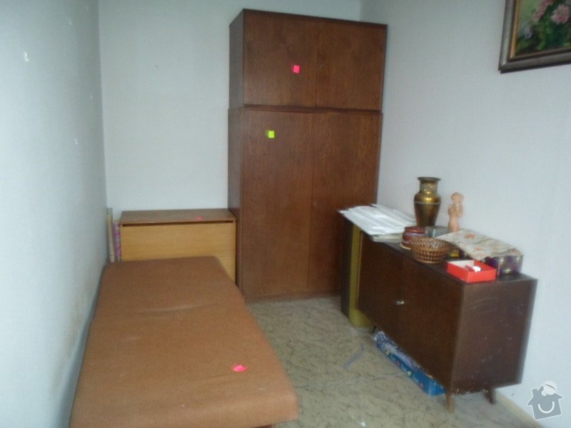 Vyklizení nábytku a vybavení z bytu a sklepa: SAM_1347