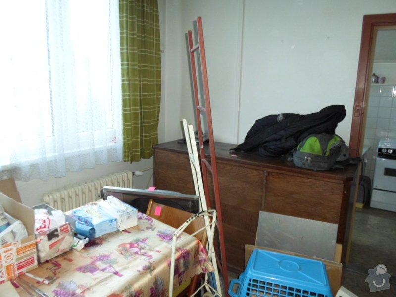 Vyklizení nábytku a vybavení z bytu a sklepa: SAM_1349