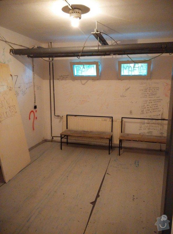 Kompletní přestavba místnosti na bar : IMG_20140708_192316