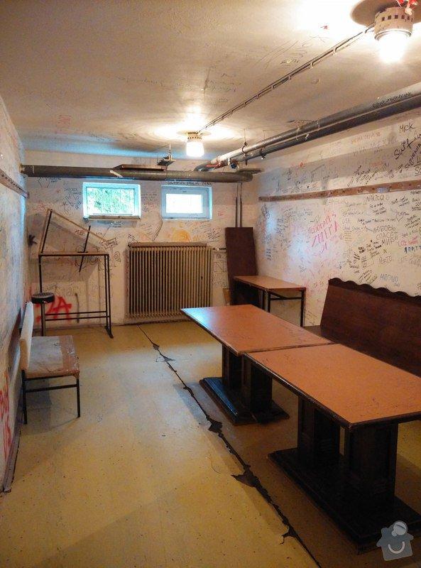 Kompletní přestavba místnosti na bar : IMG_20140708_192335