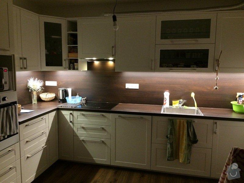 Montáž kuchyňské linky Ikea: 115