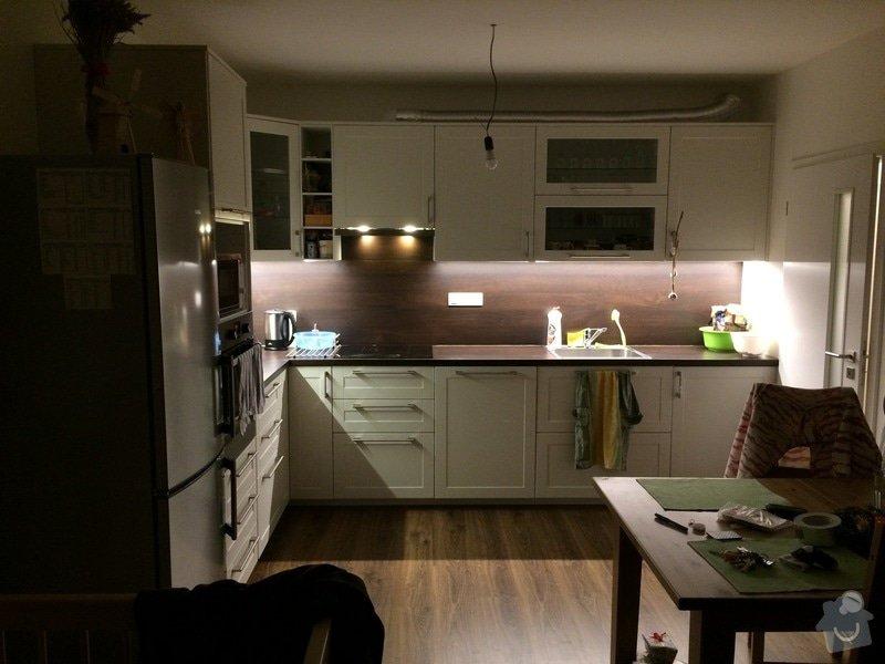 Montáž kuchyňské linky Ikea: 116