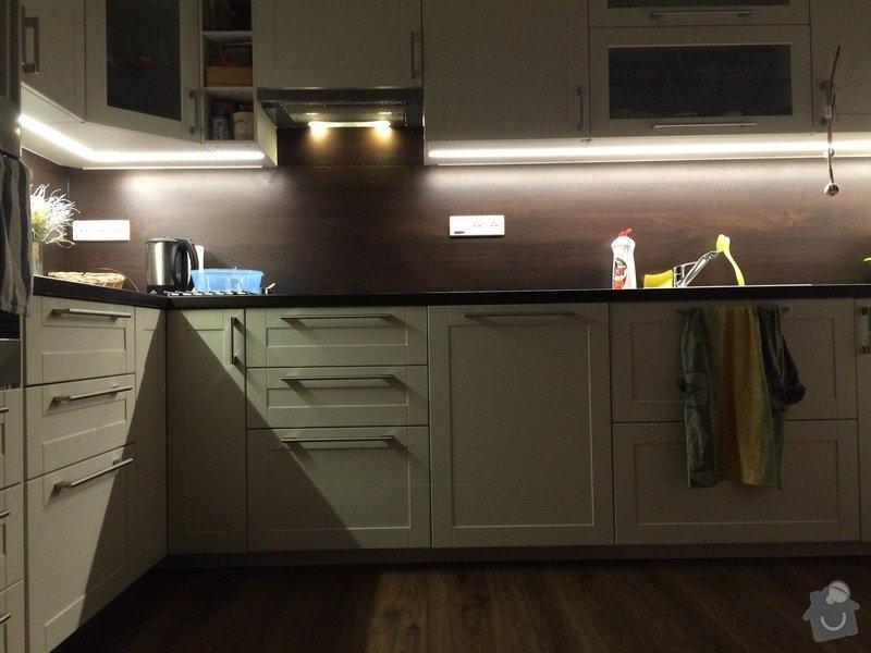 Montáž kuchyňské linky Ikea: 117