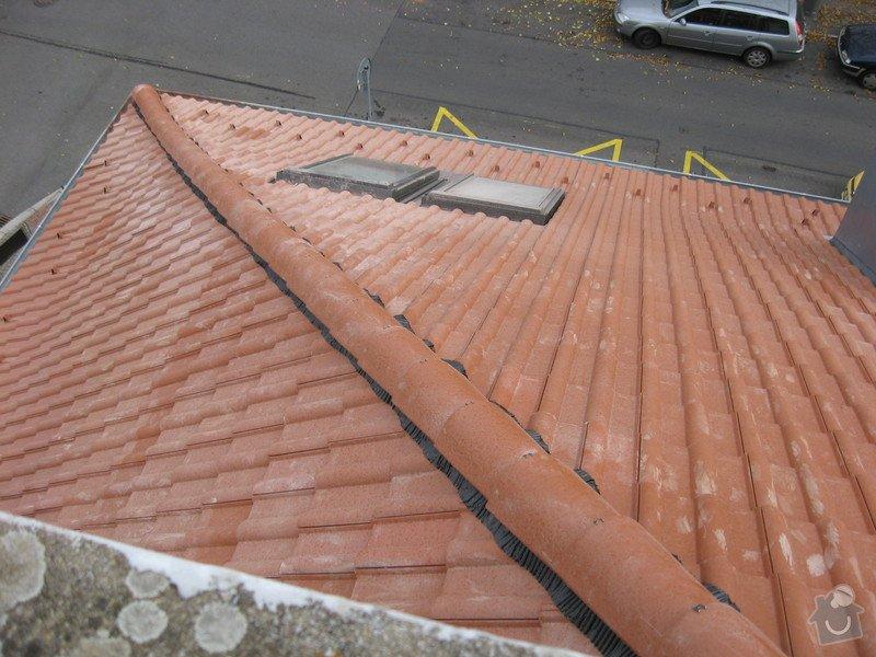 Rekonstrukce střechy: 013