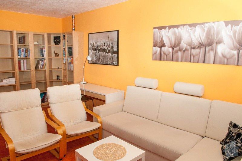 Obývací pokoj a chodba- návrh a vizualizace: DSC_6491