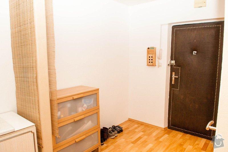 Obývací pokoj a chodba- návrh a vizualizace: DSC_6500