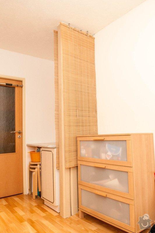Obývací pokoj a chodba- návrh a vizualizace: DSC_6514