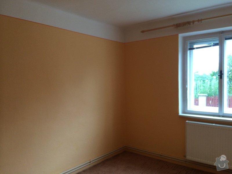 Malování dvou pokojů : IMG_2186