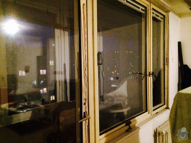 Vymena balkonovej steny - byt panelak: FullSizeRender