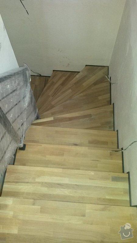 Interiérové schodiště: 20150111_151856