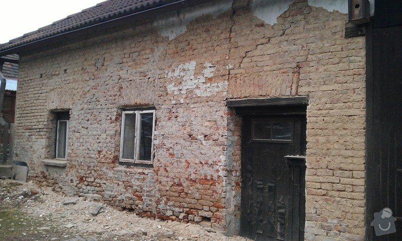 Rekonstrukce chalupy: IMAG1815