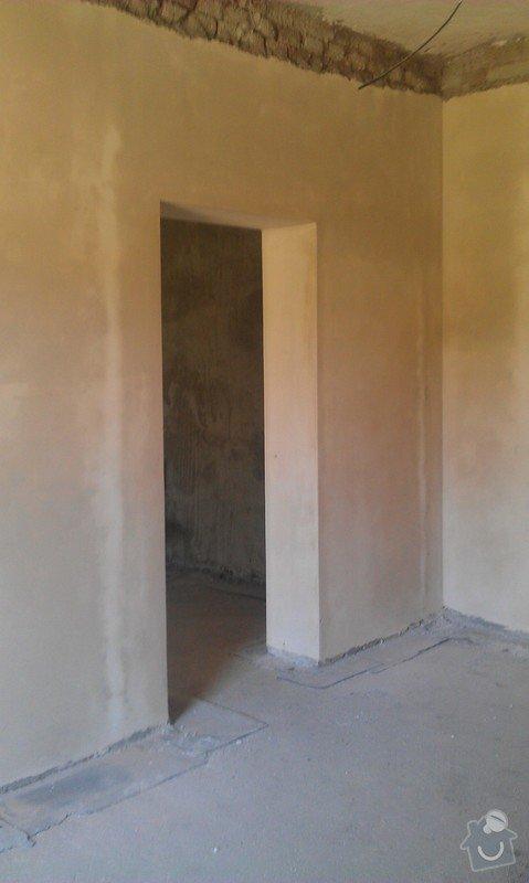 Rekonstrukce chalupy: IMAG1898