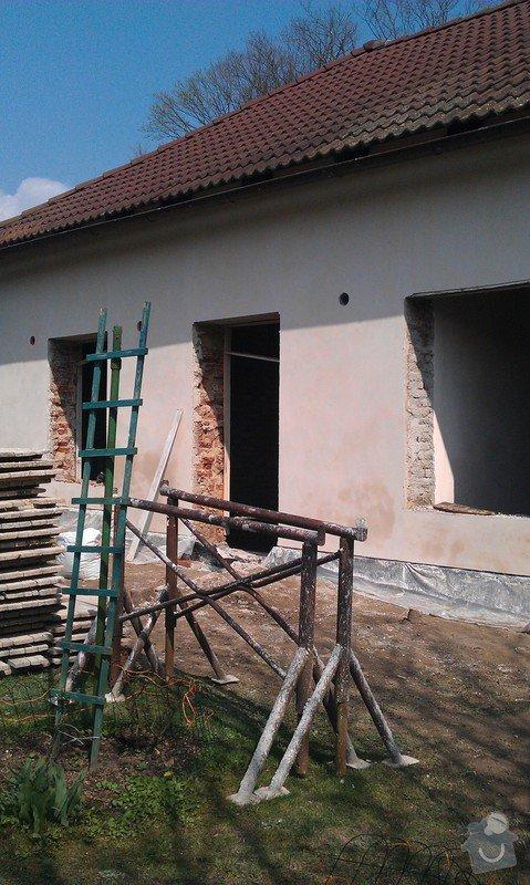 Rekonstrukce chalupy: IMAG1885