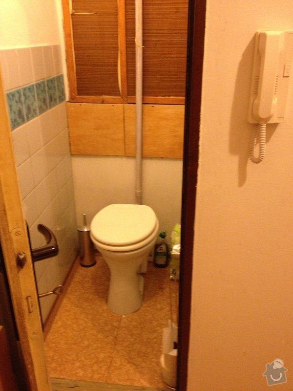 Rekonstrukci bytového jádra - koupelna, záchod, chodba + částečně kuchyň: IMG_4503