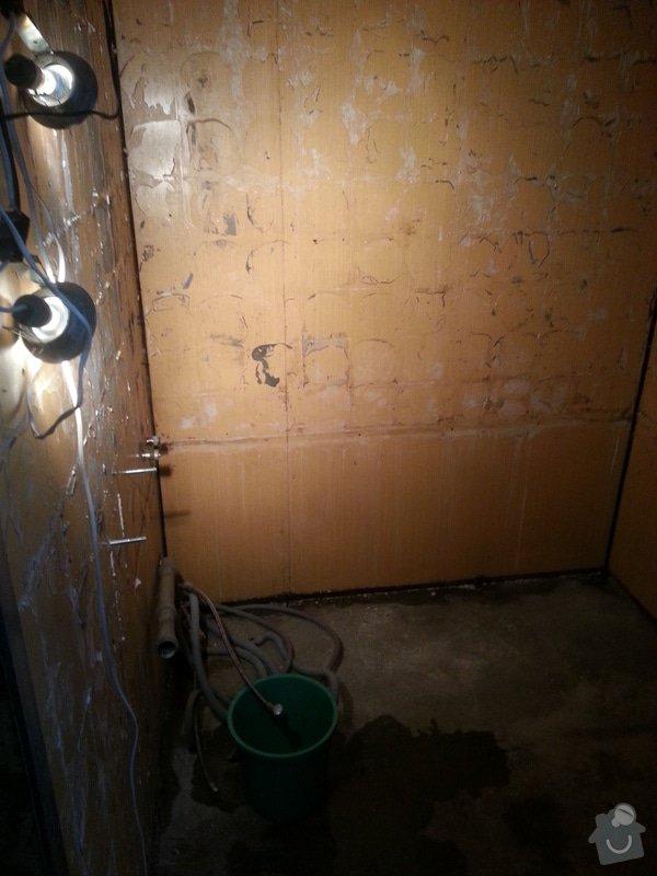 Rekonstrukce koupelny-umakartové : 20150109_113520