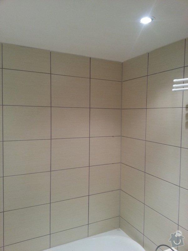 Rekonstrukce koupelny-umakartové : 20150111_201355