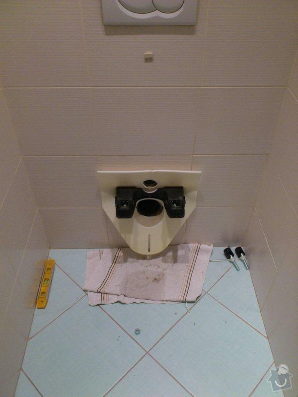 Výměna závěsného wc za toaletu se skrytým upevněním : DSC_1111