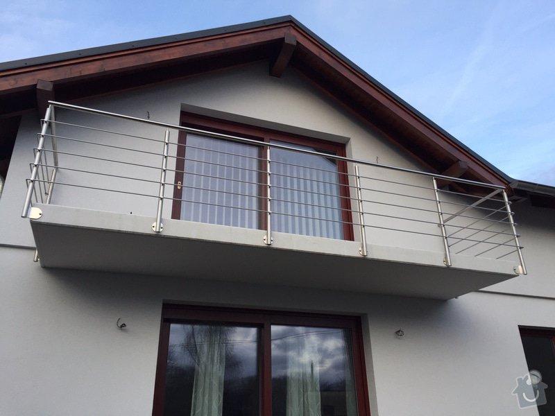 Balkónové zábradlí z nerezi a schodišťové zábradlí: IMG_0163_2