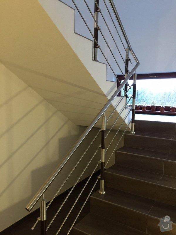 Balkónové zábradlí z nerezi a schodišťové zábradlí: IMG_0158_2