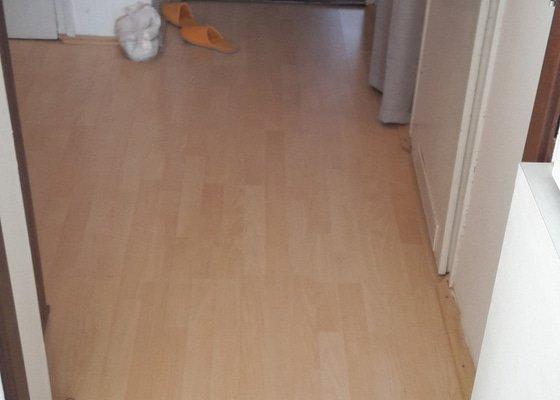Položení plovoucí podlahy 6m2