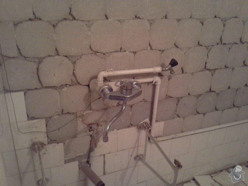 Rekonstrukce koupelny + výměna kotle: 20140522_085602