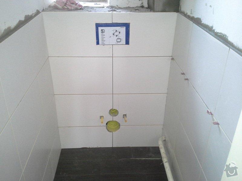 Rekonstrukce koupelny + výměna kotle: 20140729_155727