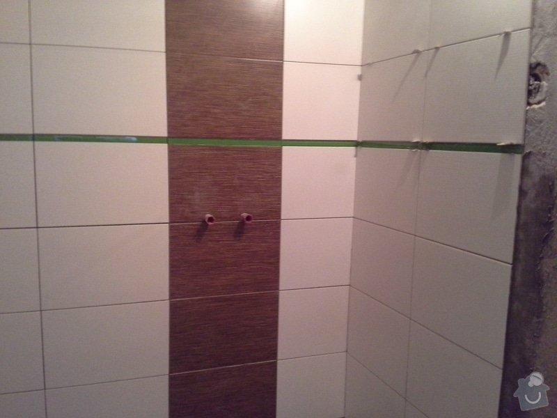 Rekonstrukce koupelny + výměna kotle: 20140730_172727