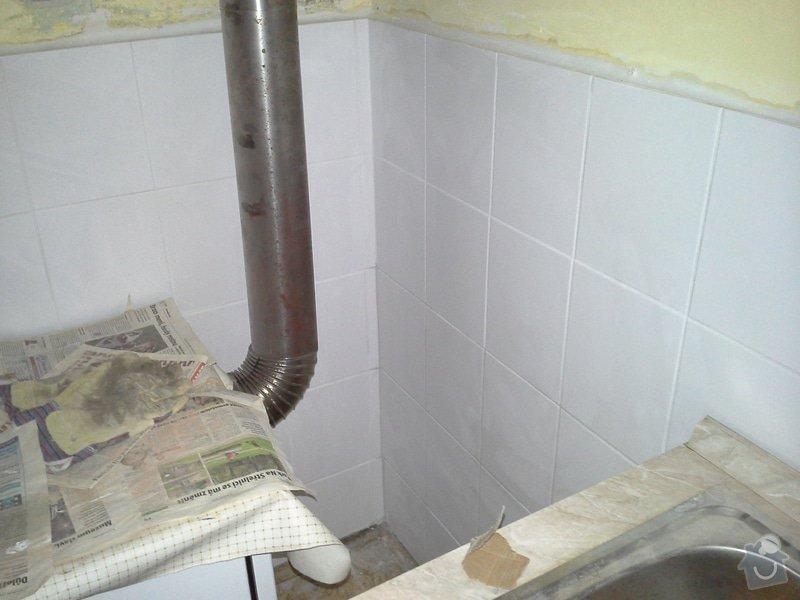 Rekonstrukce koupelny + výměna kotle: 20140731_180258