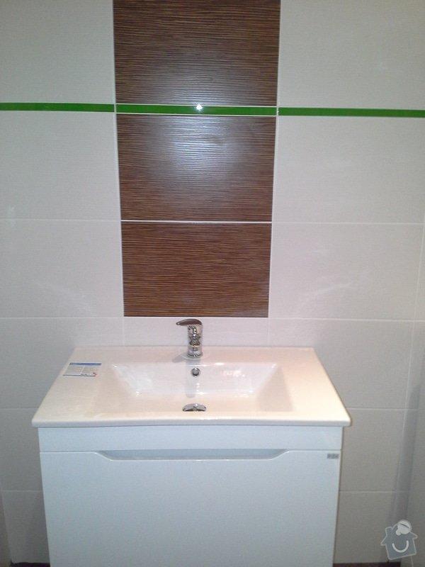 Rekonstrukce koupelny + výměna kotle: 20140807_105319
