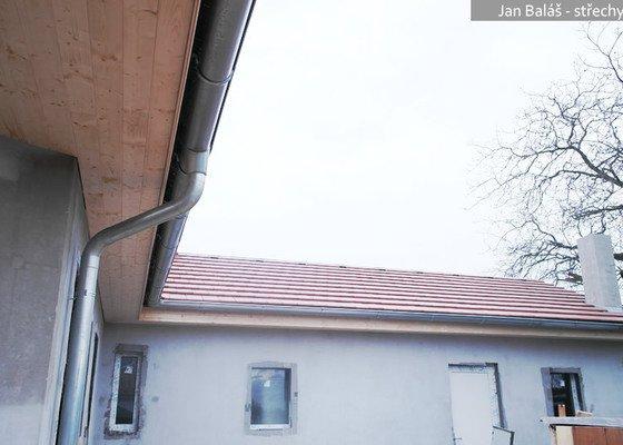 Střecha - rekonstrukce RD