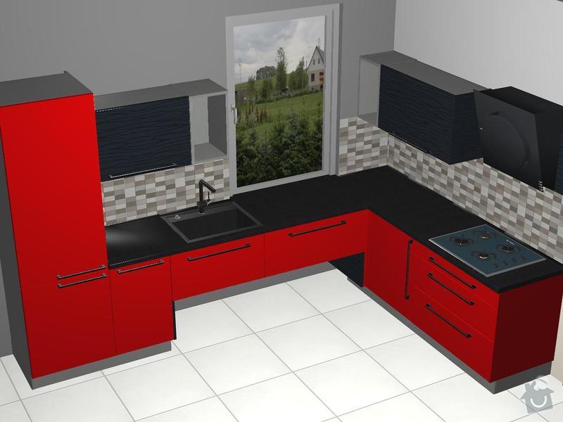 Sklo za kuchyňskou linku: obr5