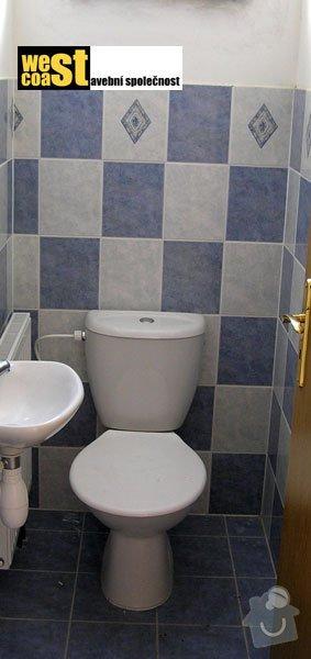Rekonstrukce WC: wc_-_pred