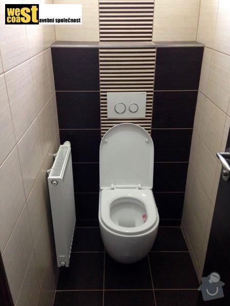 Rekonstrukce WC: wc-po