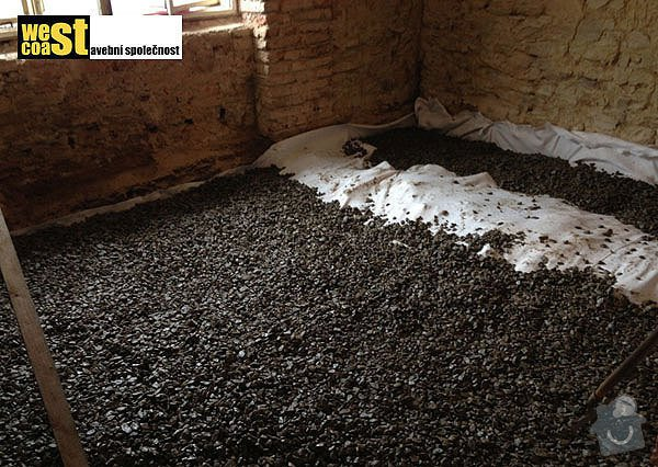 Kompetní vyzdění příček v RD: podlaha-5